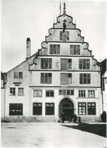 Mittelstraße 56, vor 1898 (StaL N 9 Depositum Ohle (Verein Alt Lemgo / Mische) / GPK 510