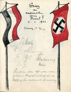 Kegelbuch des Kegelvereins Umma (StaL V3 / 6)