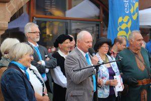 Eröffnung des Hansefrühstücks Lemgo 21.05.2016 (Sta Lemgo N1 D 0337)
