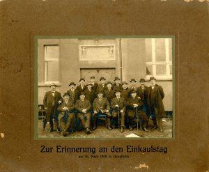 Gruppenfoto Konsumverein(e) in Osnabrück ? (StaL Zug_2016_059)