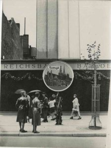 Unter den Linden, Berlin 1936 (StaL Zugang_2016_076_002, Fotograf: Erich Frevert jun.)
